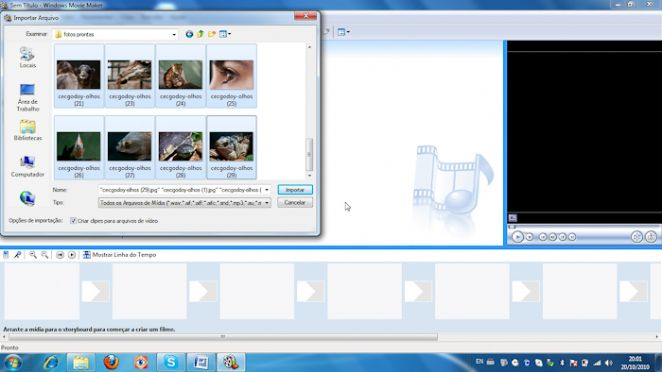 Videos Na Mesma Tela Movie Maker