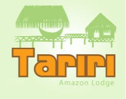 Logomarca Tariri Amazon Lodge