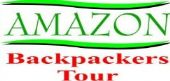 Logomarca Amazon Backpackers Tour