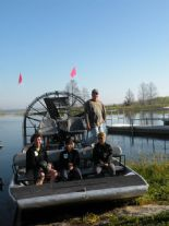 O airboat