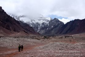 Trekking at� Plaza Francia