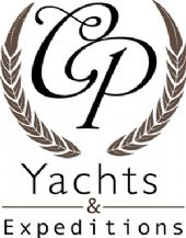 Logomarca CP YACHTS AND EXPEDITIONS
