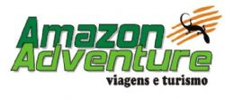 Logomarca AMAZON ADVENTURE - Viagens e  Turismo