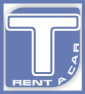 Logomarca Truta Rent a Car
