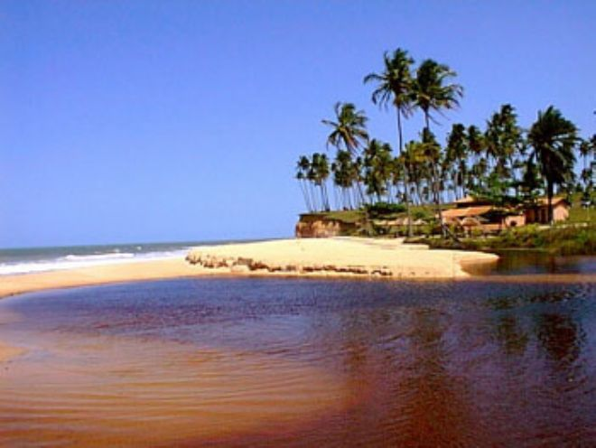 Barra do Cahy - Prado-Bahia