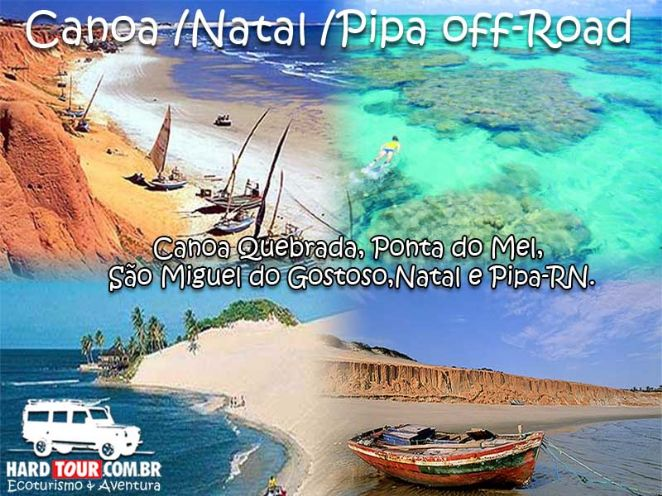 canoa , natal ,pipa off road