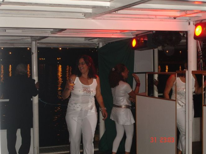 REVEILLON A BORDO