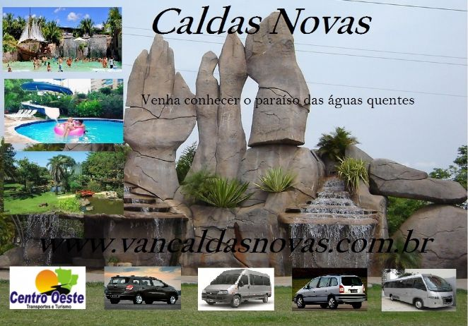 City Tour Caldas Novas