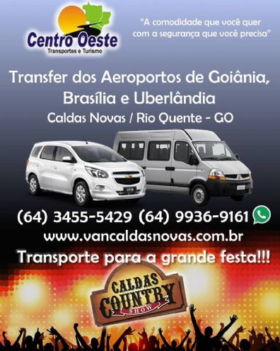 Translado Caldas Country