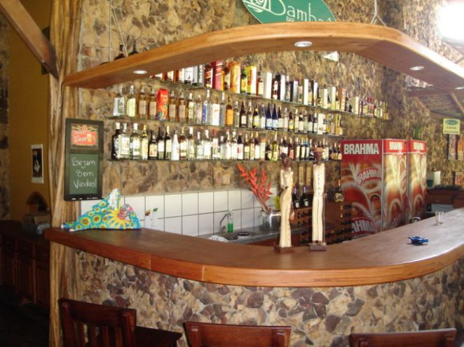 Bar e restaurante Bambaê