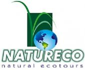 Logomarca NATURECO Natural Ecotours