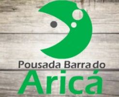 Logomarca POUSADA BARRA DO ARICA