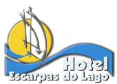 Logomarca Hotel Escarpas do Lago