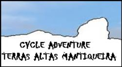 Logomarca Cycle Adventure Terras Altas Mantiqueira