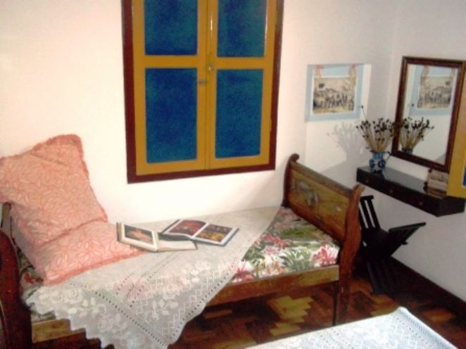 Quarto do home hosting
