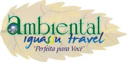 Logomarca AMBIENTAL IGUASSU TRAVEL