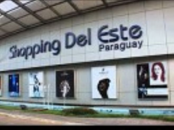 shoping paraguay