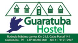 Logomarca Guaratuba Hostel