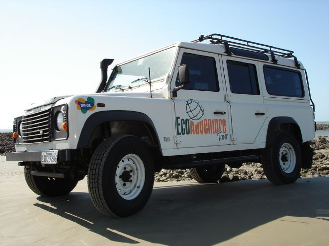 Land Rovers Defender 110