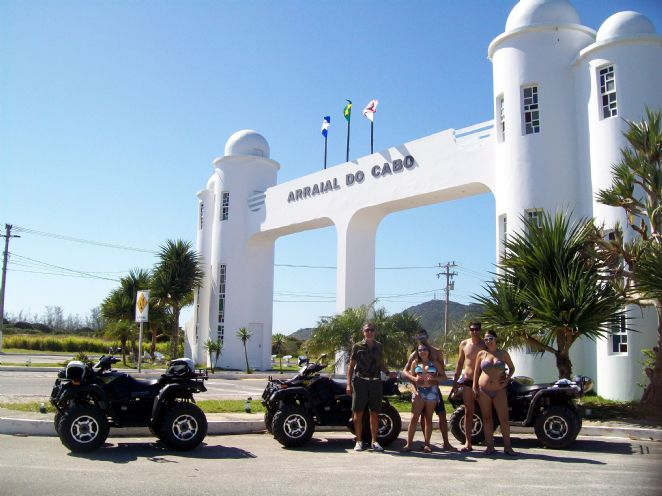 Off road Arraial do Cabo