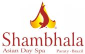 Logomarca Shambhala Asian Day Spa