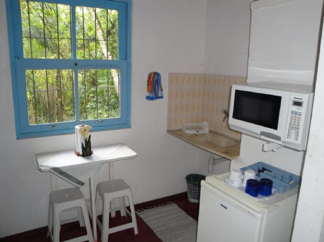 Suite Campestre do bosque mini copa