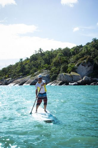 Stand Up Paddle Porto Alegre Itapu� RS
