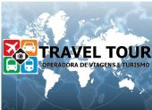 Logomarca TRAVEL TOUR TURISMO