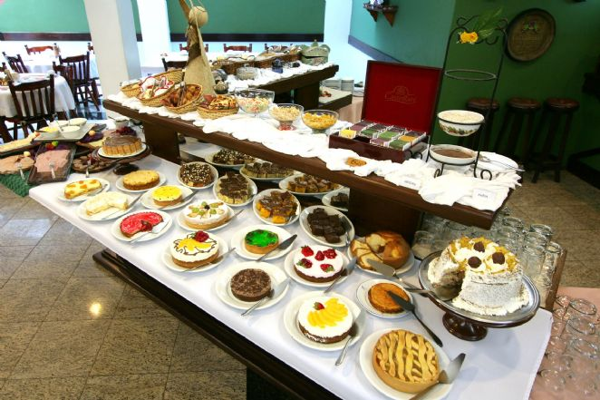 Buffet Caf� Colonial