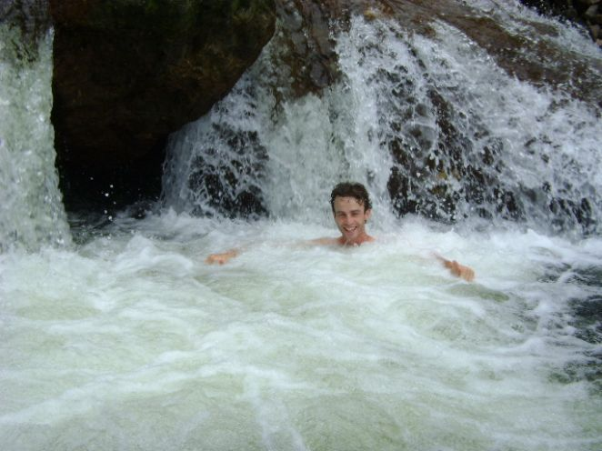 Hidromassagem Natural (Canyon Malacara)