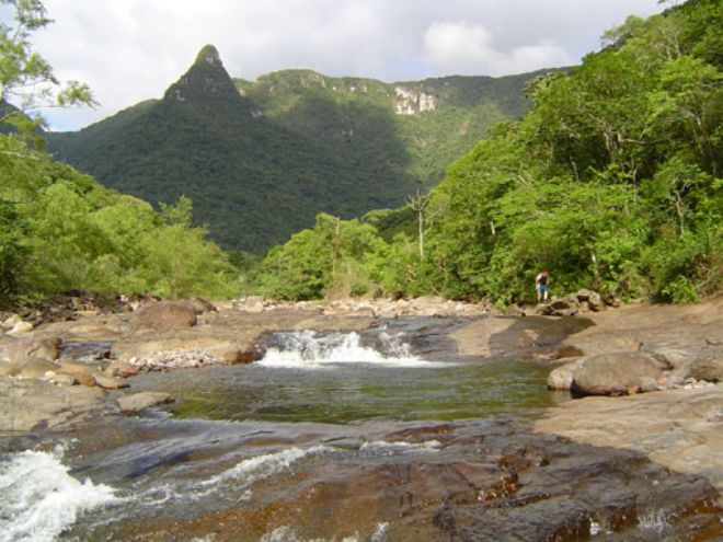 Tobog� Natural (Rio do Boi)
