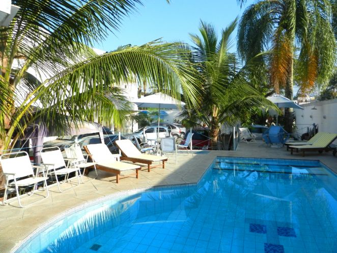 Hotel Boutique Iracemar - Piscina