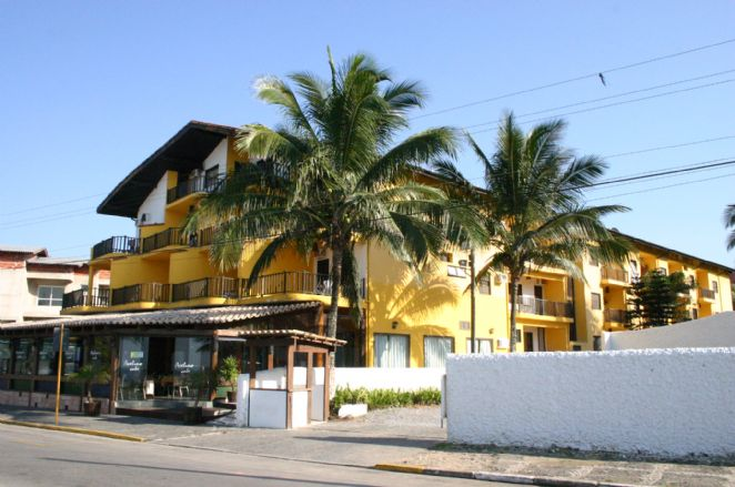 lateral do hotel
