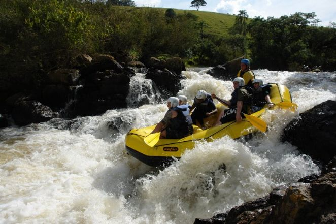 Rafting Socorro-SP
