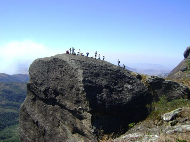 PICO DO PAPAGAIO - AIURUOCA