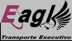 Logomarca Eagle Transfer - Transporte Executivo