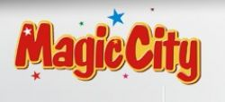 Logomarca Pousada Magic City