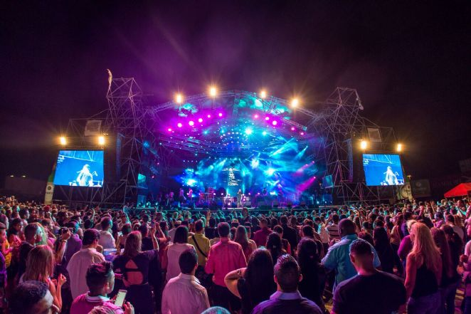 Aruba Summer Music Festival divulga line-up internacional
